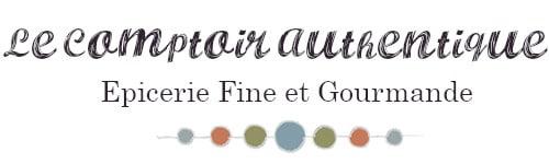 logo web de l'épicerie fine Le Comptoir Authentique