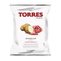 Chips saveur Jambon ibérique Sachet 150gr