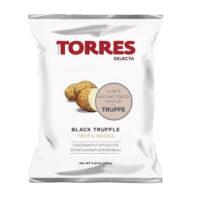 Chips à la truffe noire d'été Sachet 125gr