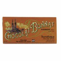 Tablette de chocolat lait Surabaya 100gr