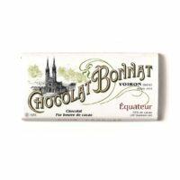 Tablette de chocolat noir Equateur 100gr
