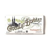 Tablette de chocolat noir Madagascar 100gr