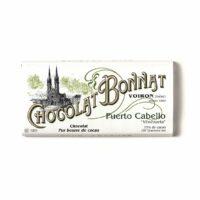 Tablette de chocolat noir Puerto Cabello 100gr