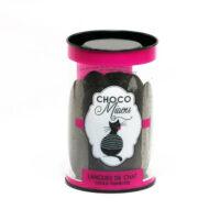 Langue de chat chocolat et framboise 100gr