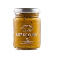 Pâte de curry (au gingembre) 90gr
