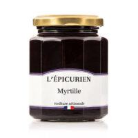 Confiture artisanale de Myrtille 320gr