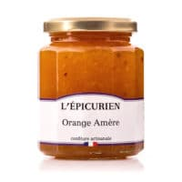 Confiture artisanale Orange amère 320gr