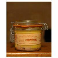 Foie gras de canard entier Bocal 200gr