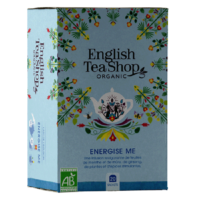 "Boîte Infusion ""Energise me""  Bio (20 sachets)"