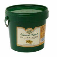 Moutarde de Dijon 1,1kg (seau baby)