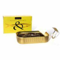 Sardines à l'huile d'olive Saveur Citron Thym 90gr