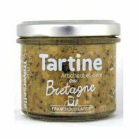Tartinable en Bretagne (artichaut et cidre) 110gr