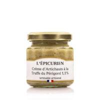 Crème d'artichaut à la Truffe du Périgord 1,1% 100gr