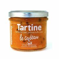 Tartinable le Cadeau (butternut, kaki, truffe noire) 110gr