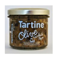 Tartinable Olive et Cacahuète 110gr