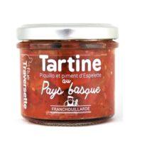 Tartinable Pays-Basque (piquillo et piment d'Espelette) 110gr