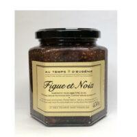 Confiture artisanale Figue et Noix 325gr