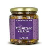 Aubergines grillées à l'huile d'olive 280gr
