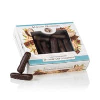 Ballotin de gingembre au chocolat 150gr