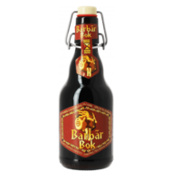 Bière Barbar Bok (Brune) 33cl