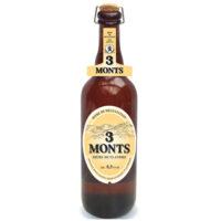 Bière 3 Monts Bière de garde (Blonde) 75cl