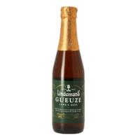 Bière Lindemans Gueuze (Blonde) 33cl