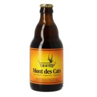 Bière Mont des Cats (ambrée) 33cl