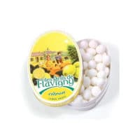 "Anis de Flavigny ""Citron"" Boîte ovale 50gr"