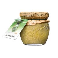 Crème d'artichauts à l'huile d'olive extra vierge 90gr