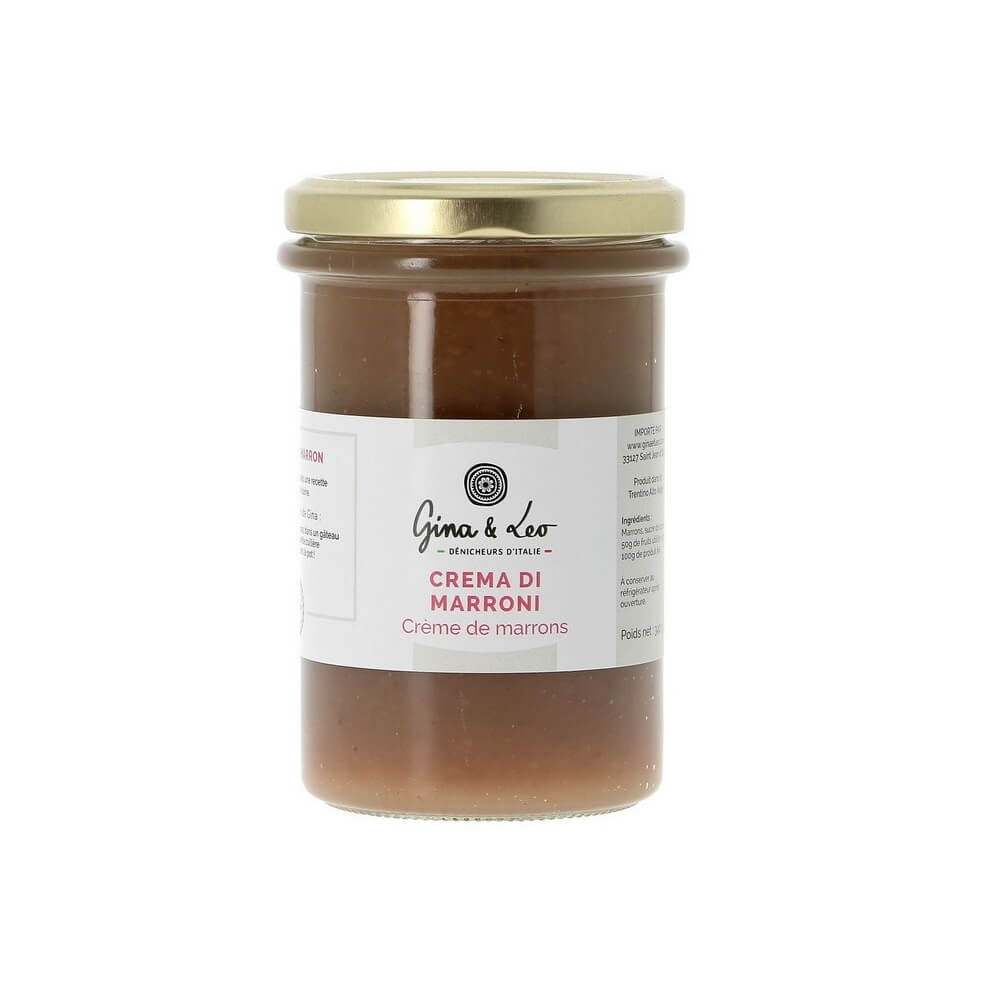 Crème de marron italienne