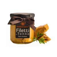 Filets de thon à l'huile d'olive 200gr