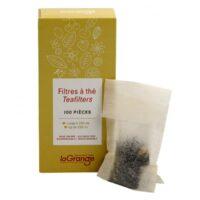 Filtre papier pour thés et infusions Taille XS (1 pers.)
