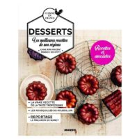 Desserts – Les meilleurs recettes de nos régions
