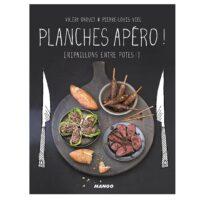 """Livre de cuisine """"Plancha et barbecue entre potes"""""""