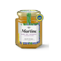 "Miel de Lavande ""Martine"" Pot de 250 gr"
