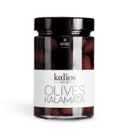 Olives Kalamata au naturel 310gr
