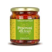 Poivrons grillés à l'huile d'olive 280gr