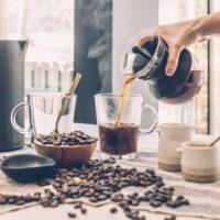 Cafés et chocolats chauds