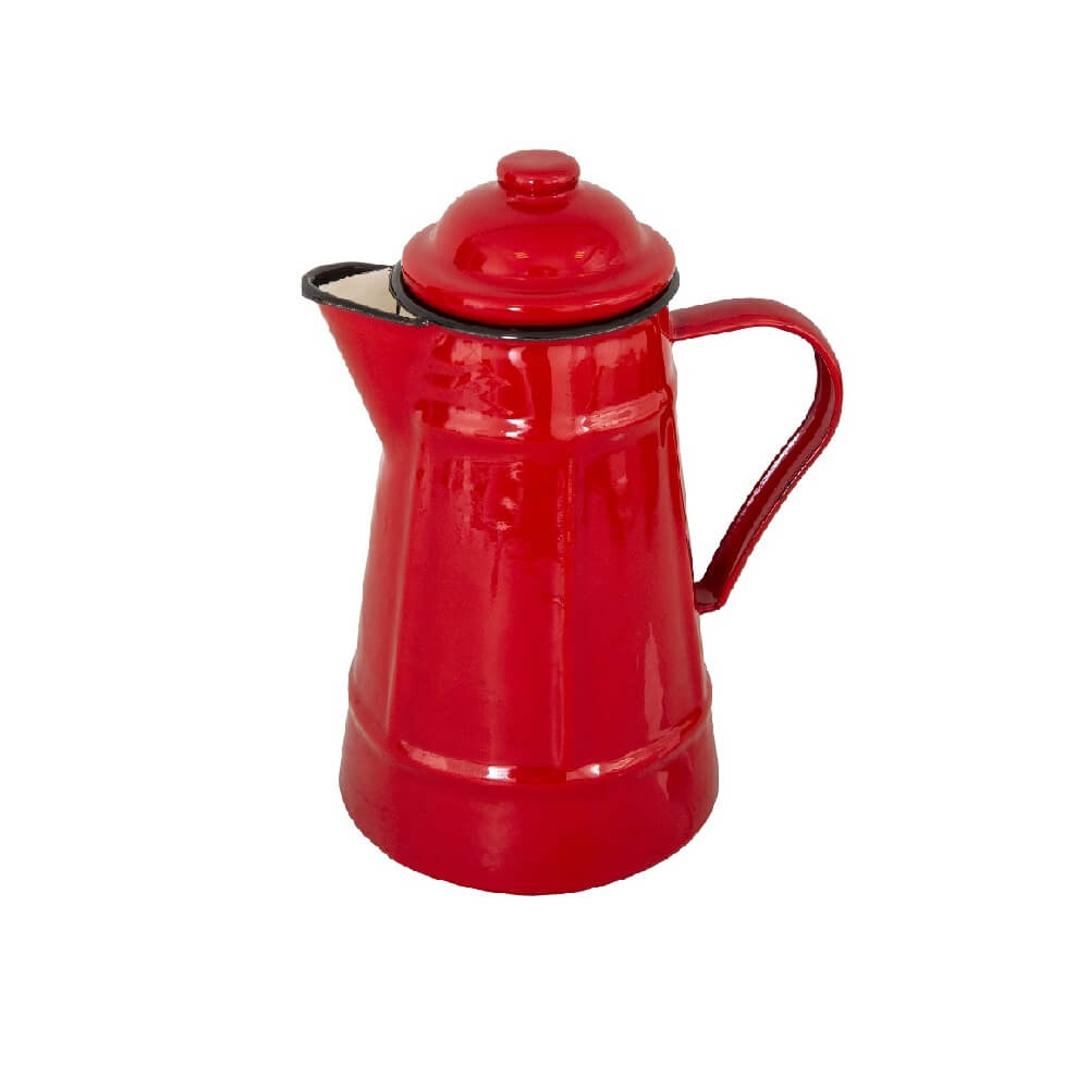 cafetiere-metal-rouge-antic-line