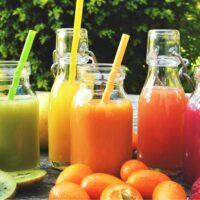 Jus de fruits et nectars
