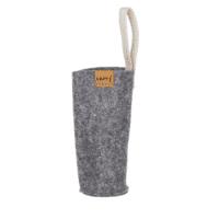 Porte bouteille en feutrine (70cl) Carry