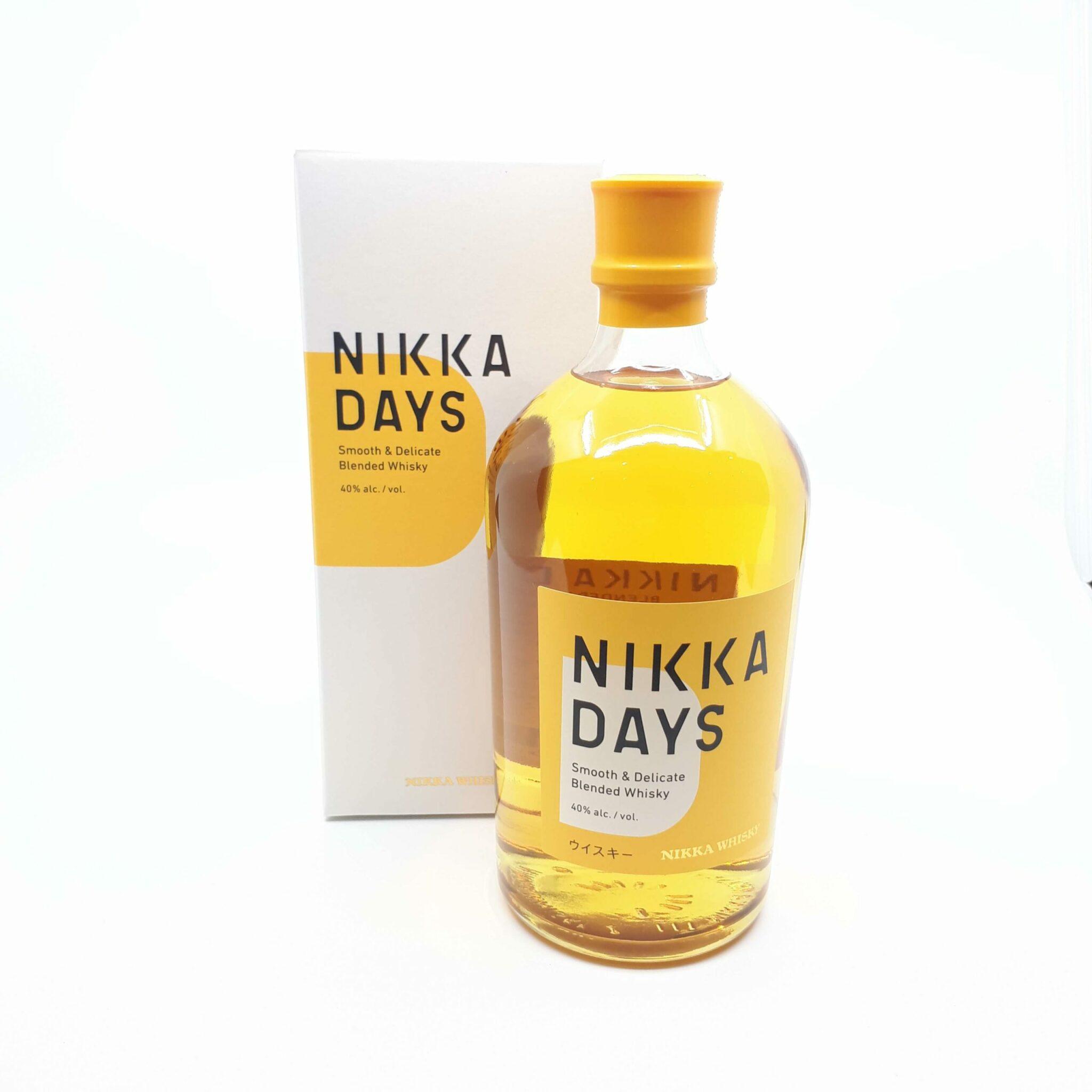 whisky-nikka-days-70-cl