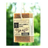 Savon de cuisine Café, Cannelle et Orange Bio 100gr