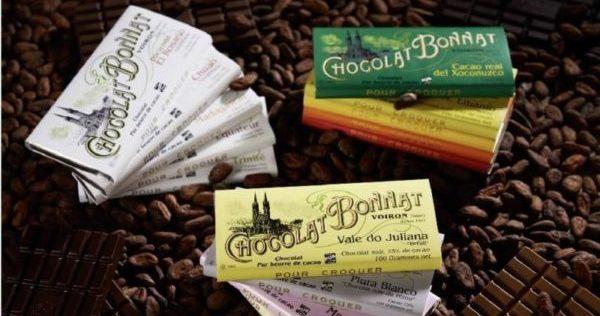 Read more about the article La Chocolalerie BONNAT, partenaire de nos 4 ans
