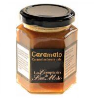 Caramel au beurre salé nature 220gr