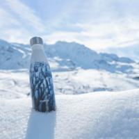 "Bouteille isotherme ""glacier"" 500ml"