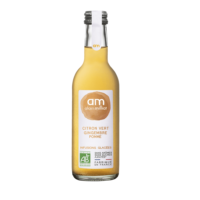 Infusion glacée Citron vert Gingembre Bio 25cl
