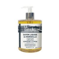Savon liquide de Marseille Verveine-Citron – 500ml