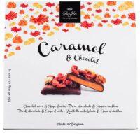 Caramel et chocolat noir aux superfruits 200gr