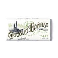 Tablette de chocolat noir Trinité 100gr
